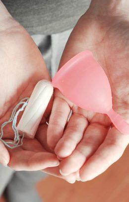 Menstruační pomůcky: které jsou pro tvoje zdraví nejlepší?